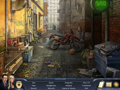 game Murder in New York