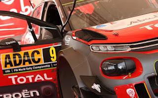 ADAC Rallye Deutschland.