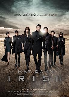 Xem Phim Mật Danh IRIS 2 - Iris 2