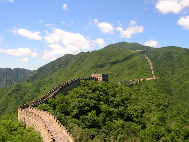 Great Wall of China – 20 Years Left