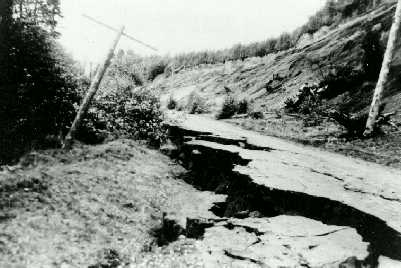 1949 Queen Charlotte Islands earthquake