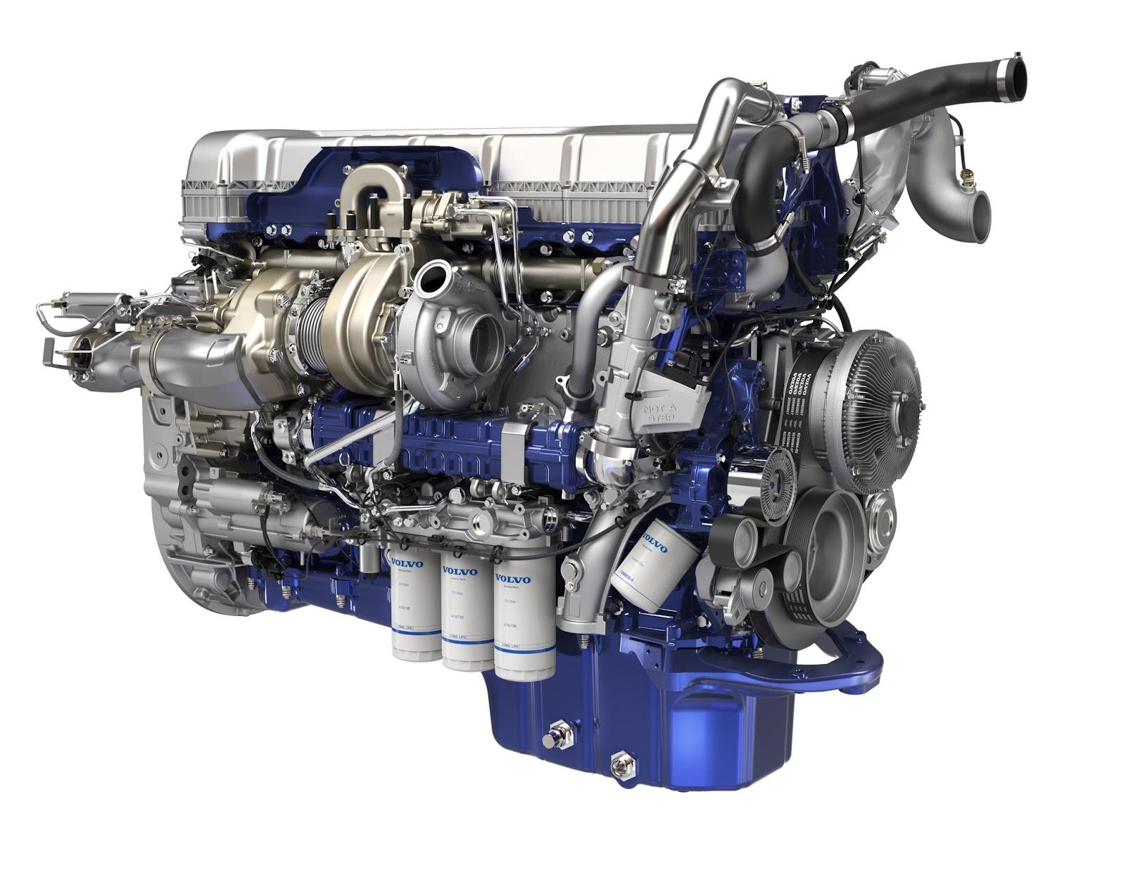 dieciocho ruedas: nuevos motores volvo d 13/d16/d11 …euro ... v8 engine oil diagram