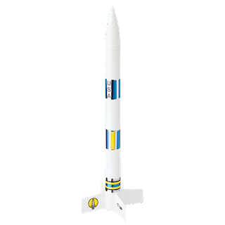 Estes Easy to Assemble Generic Model Rocket Kit, Model Rocket Store