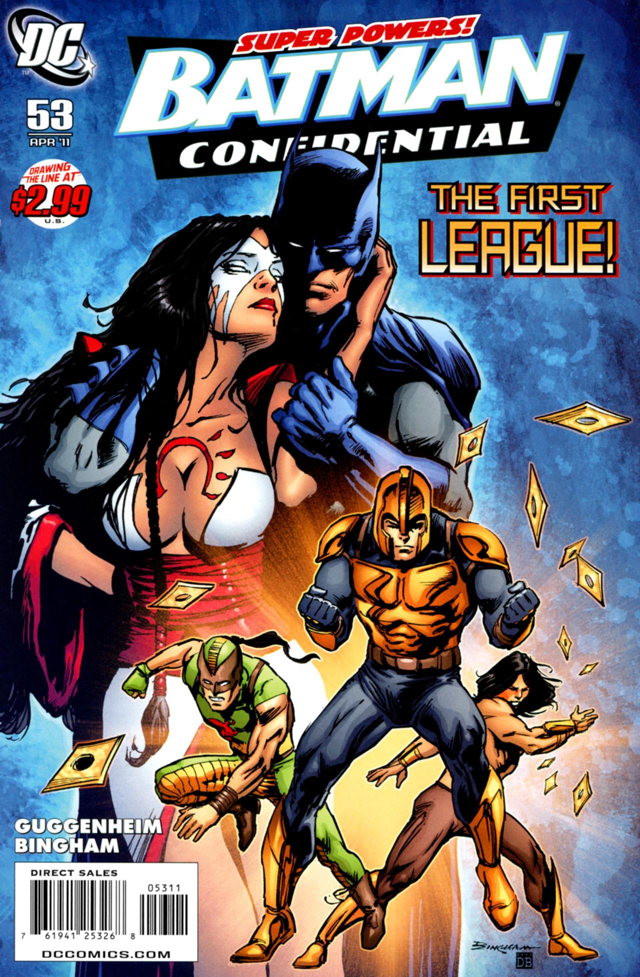 Batman Confidential Issue #53 #53 - English 1
