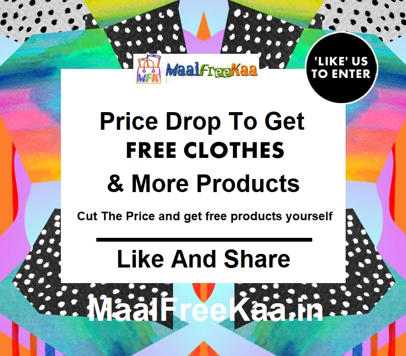 Get Free Clothes And More Product From Cut The Price Freebie