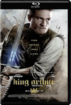 King Arthur Legend Of The Sword 2017 HD 1080p Latino