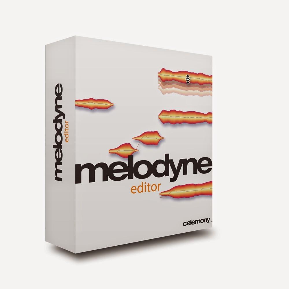CELEMONY MELODYNE 3.3 СКАЧАТЬ БЕСПЛАТНО