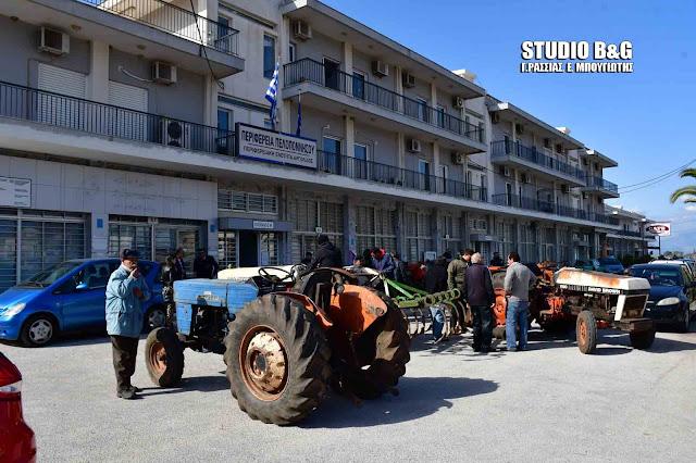 Αγροτοκτηνοτροφικός Σύλλογος Νομού Αργολίδας: Δεν έχουμε άλλο δρόμο, από το δρόμο του αγώνα