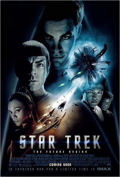 Star Trek O Futuro Começa