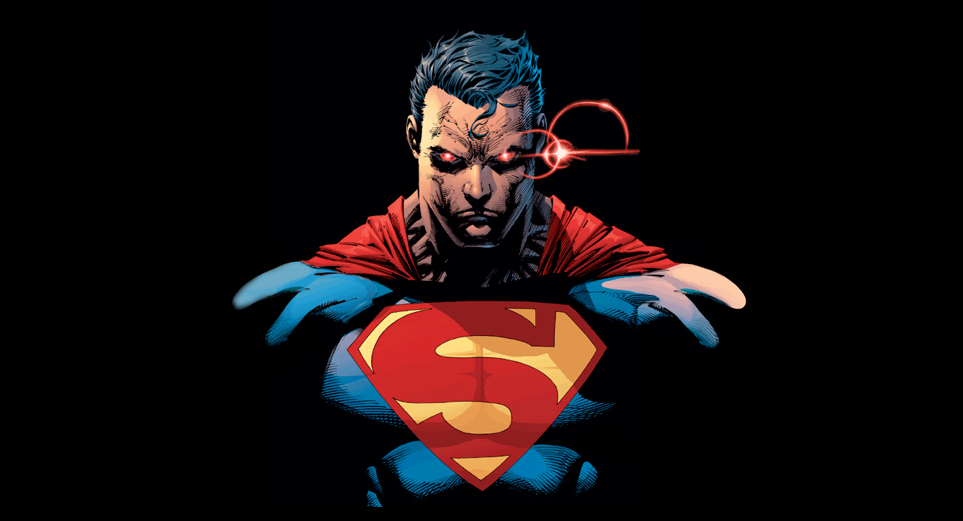 superman (comic wallpaper)