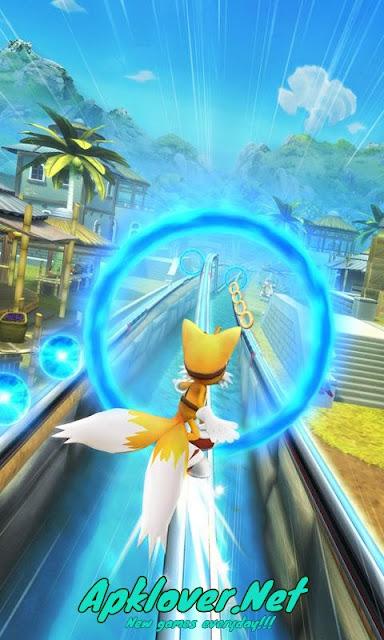 Sonic Dash 2 Sonic Boom MOD APK Unlimited Money