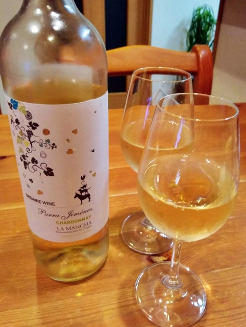 Parra Jimenez Chardonnay Organic パラ・ヒメネス シャルドネ オーガニック