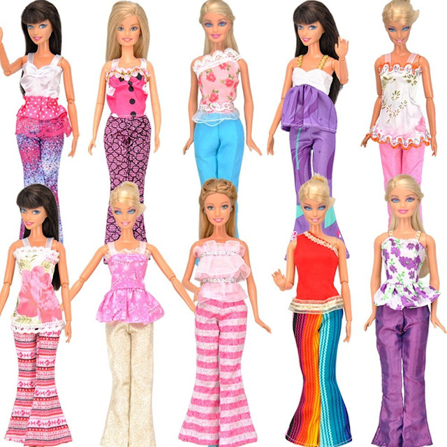 fashion dolls