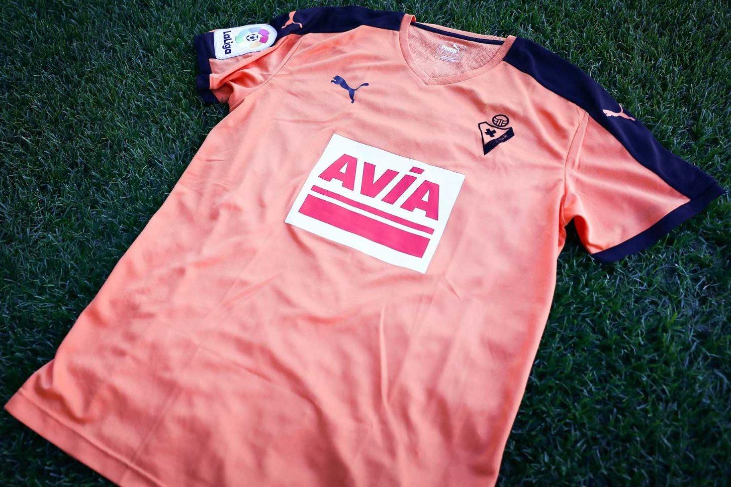 dfe3b8ff53 Puma lança nova terceira camisa do Eibar - Show de Camisas