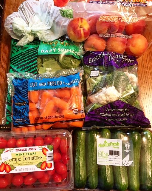 Long Island Vegan: Grocery Haul & Stuff I Ate