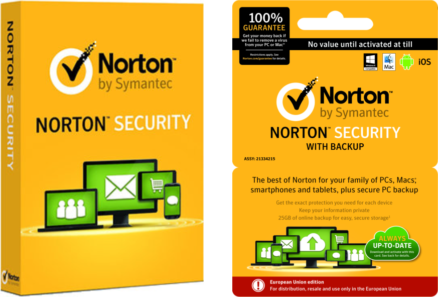 norton security with backup 2015 22 0 final jeux gratuit. Black Bedroom Furniture Sets. Home Design Ideas
