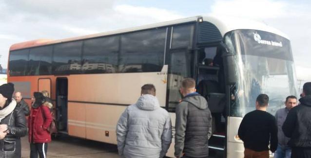 Ατύχημα- Χτύπησε πούλμαν από Σέρρες για συλλαλητήριο