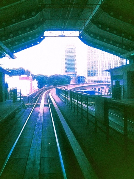 Down the LRT Line I 01