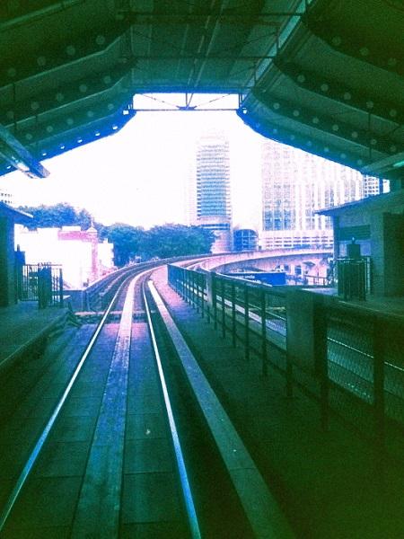 Down the LRT Line #I 01