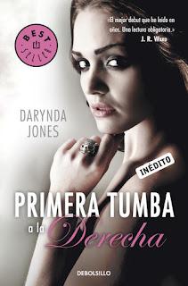 Charley Davidson I: Primera Tumba A La Derecha, de Darynda Jones