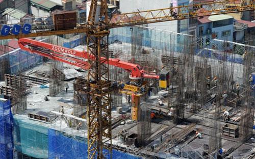 Tiến độ xây dựng FLC Star Tower