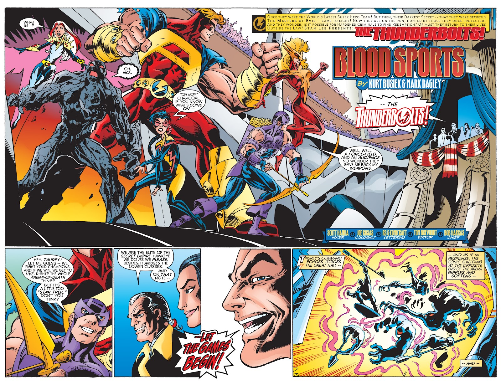 Read online Hawkeye & The Thunderbolts comic -  Issue # TPB 1 (Part 3) - 29
