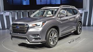 2018 Subaru Ascent: Prix, Caractéristiques, Intérieur
