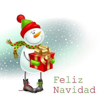 imagenes de navidad con bola de nieve