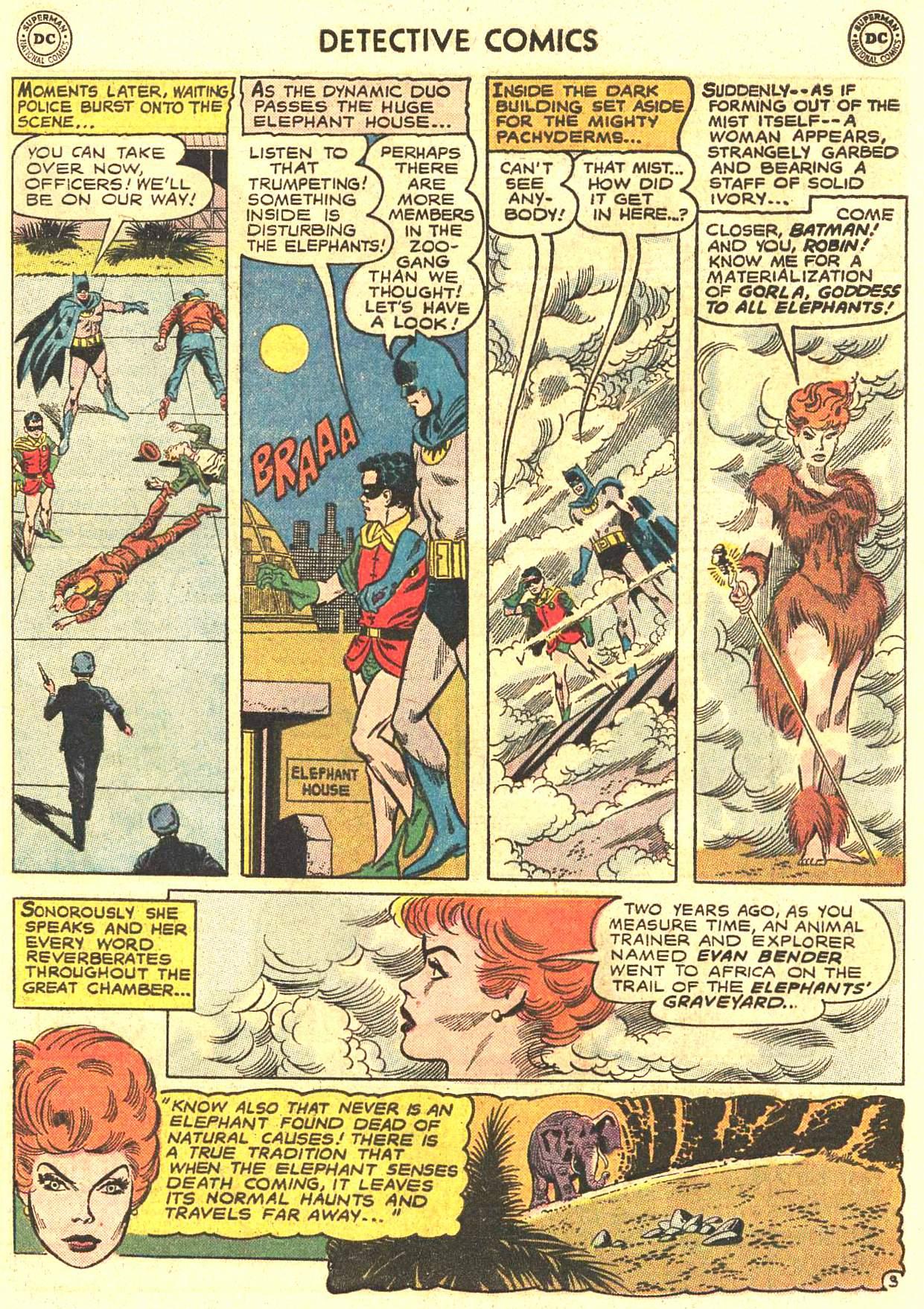 Detective Comics (1937) 333 Page 5