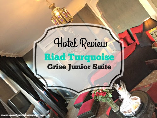 Hotel Review: Riad Turquoise in Marrakech, Morocco