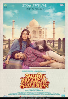 Shubh Mangal Saavdhan (2017) Movie 720p HDRip – 900MB