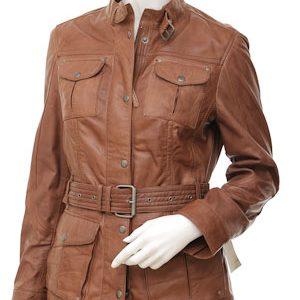 Jaket Kulit Wanita JKW 015