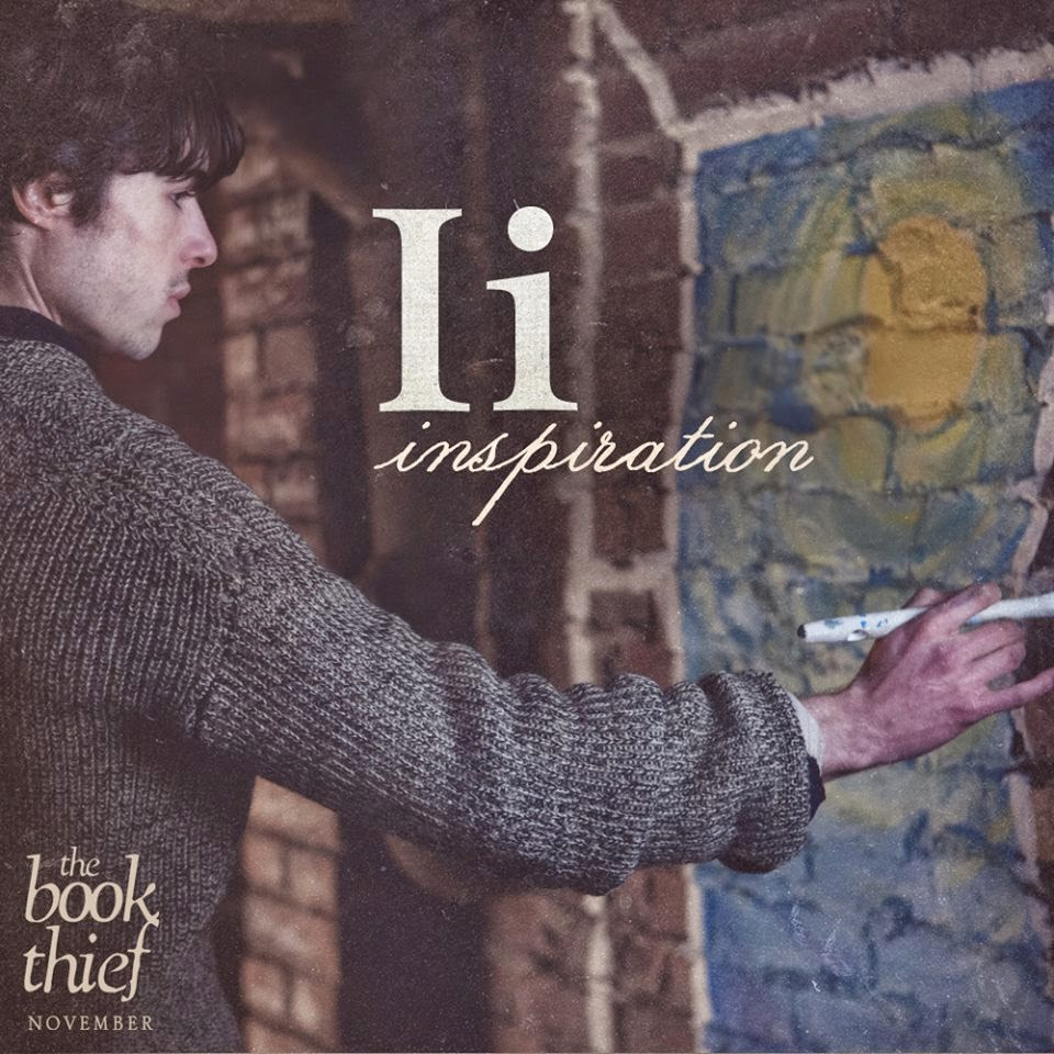 the book thief letters i inspiration