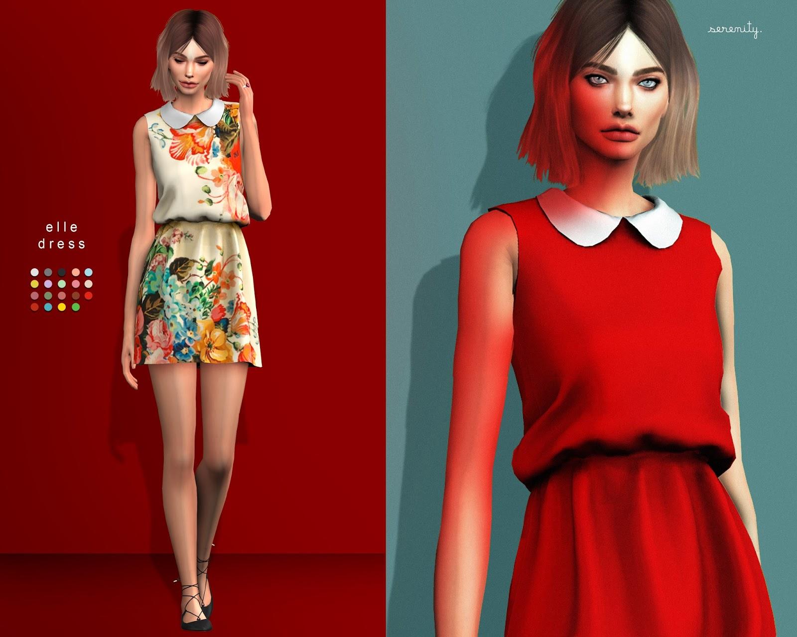 Cute Clothes Cc Sims 4