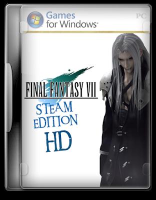 Final Fantasy VII Steam Edition