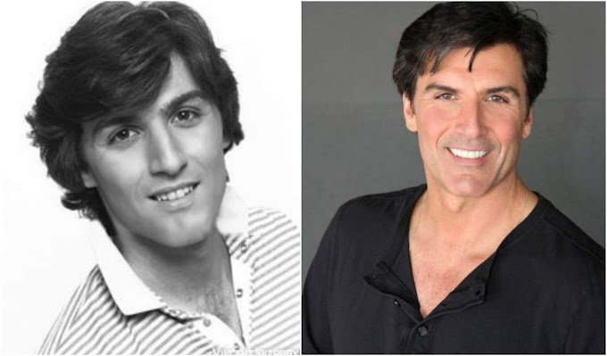 Vincent Irizarry Celebrates GRAND Birthday Milestone - See His Amazing Then and Now Pics!