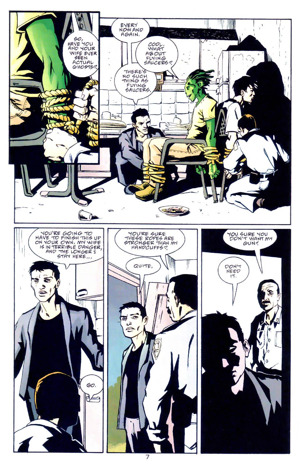 Read online Midnight, Mass comic -  Issue #3 - 8