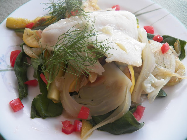 Danish Fish Salad