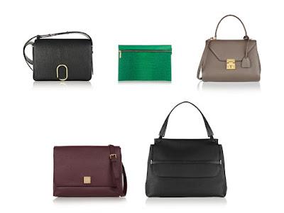 Разные сумки для гардероба женщины