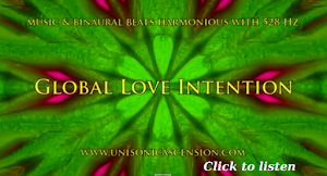 Global Love Intention~Jezebel Decibel