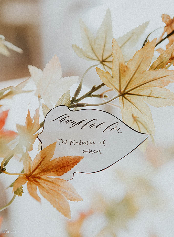 thankful leaves printable