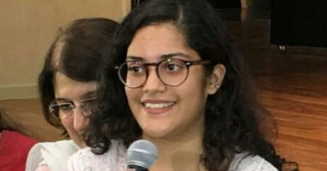 सीबीएसई बोर्ड 12वीं की परीक्षा में नोएडा की मेघना श्रीवास्तव ने किया टॉप