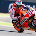 Marc Marquez Pole Position MotoGP Aragon 2016