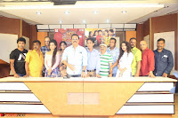 Kiran Chetwani with Janani Iyyer and others at Lakshmi Devi Samarpinchu Nede Chudandi Movie Interview 011.JPG