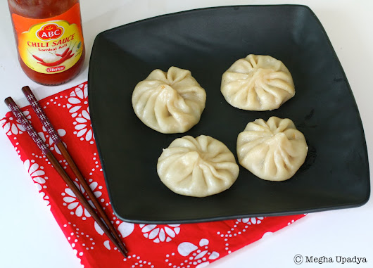 Recipe of the month: Vegetable Momos