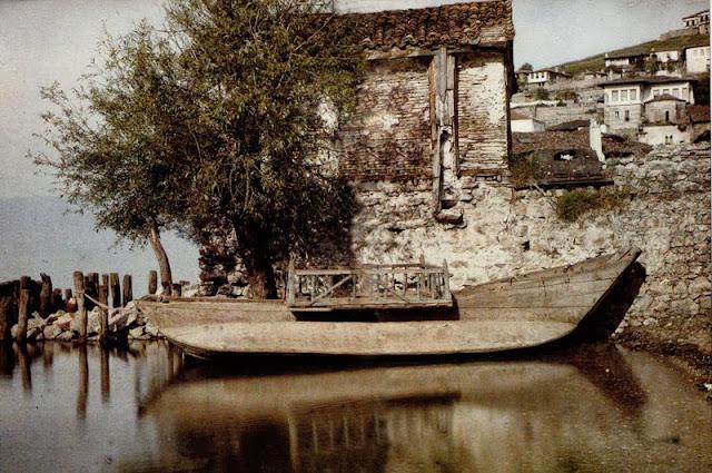 Ohrid in 1913 – Photo gallery from Albert Kahn museum