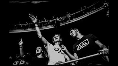 Tres noches de Circo IZAL sol musica