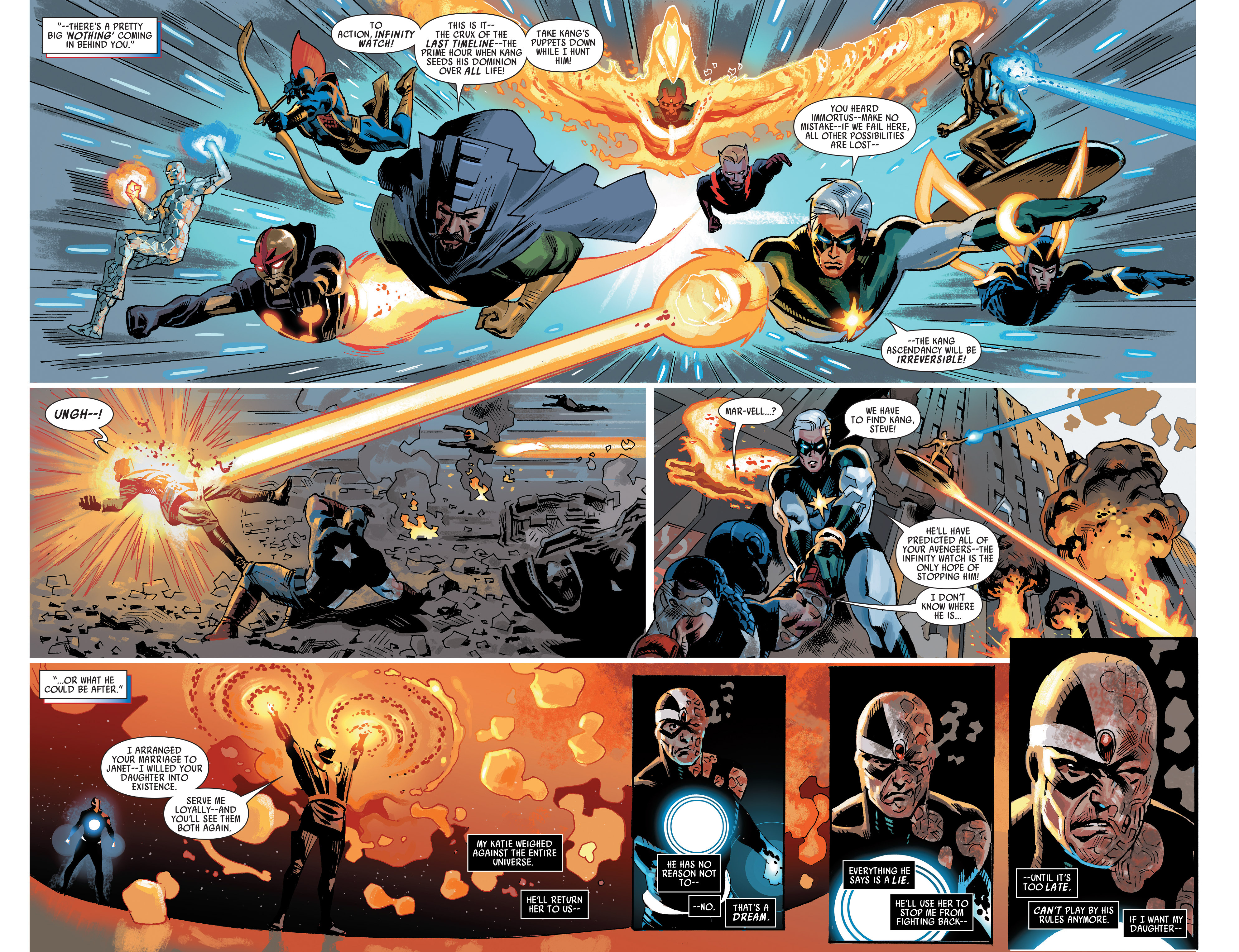 Read online Uncanny Avengers (2012) comic -  Issue #22 - 9