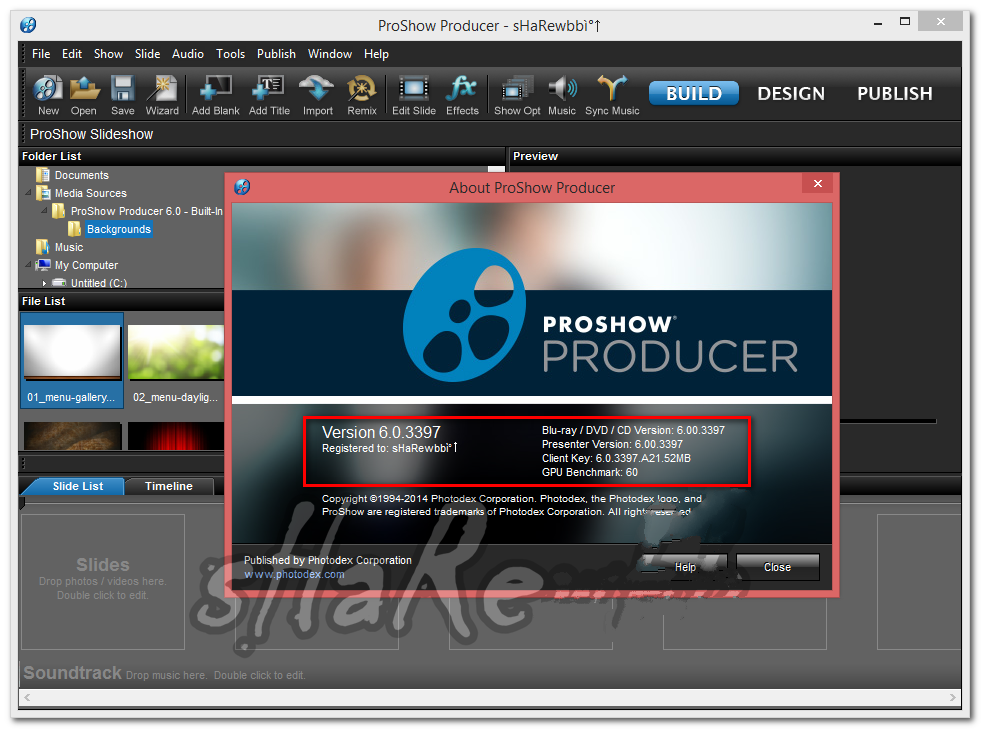 photodex proshow producer v5.0.3310 final