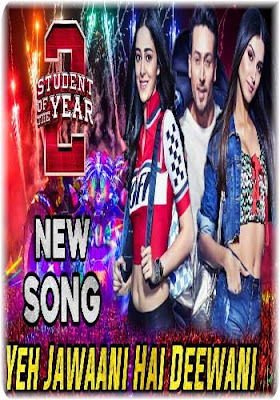 The Jawaani Song – Student Of The Year 2 (2019) mp3